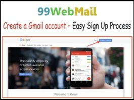 Create a Gmail account – Easy Sign Up Process