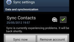How to fix sync errors with the Gmail Android app – 99 Web Mail