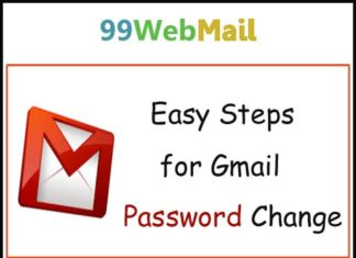 Easy Steps for Gmail Password Change