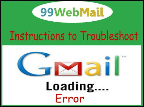 Instructions to Troubleshoot Gmail Loading and Display Error