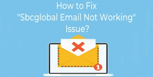 Sbcglobal.net Email Not Working   Iphone, Outlook, Android, MAC Guide